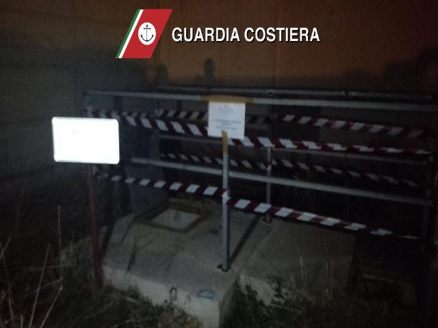 Brindisi, acqua nera in mare da centrale Enel: denunciati i responsabili