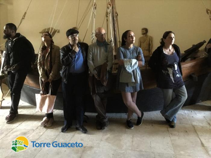 Human Landscapes a Torre Guaceto