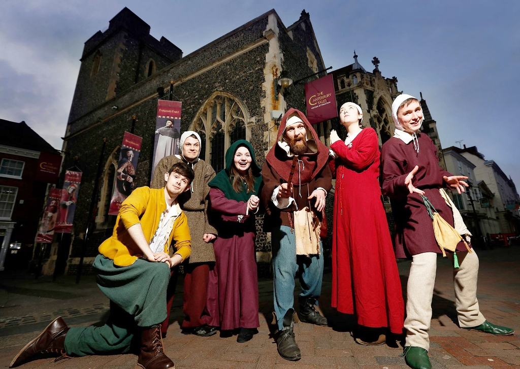 Medieval Fest Canterbury-Tales