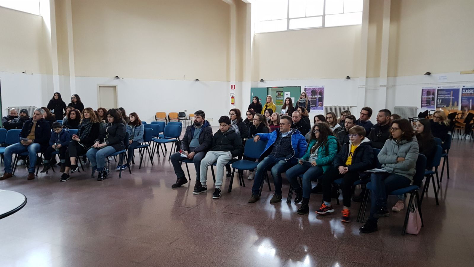 Open day  Marzolla