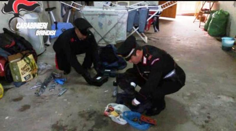 Droga ed estorsioni: 10 arresti a Brindisi