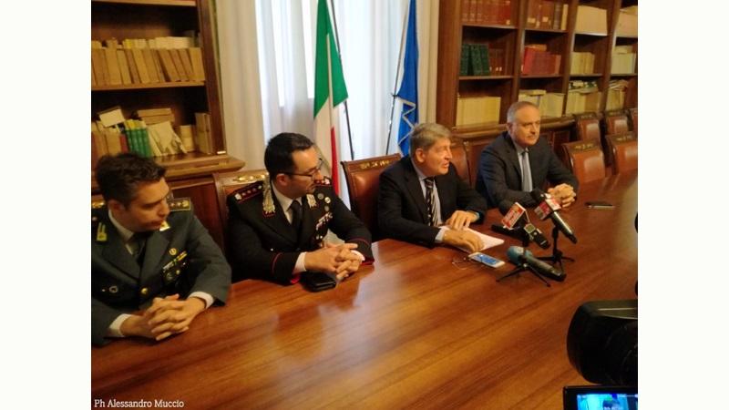 Brindisi, operazione 'alto impatto': Arma, Polizia e Finanza controllano il territorio