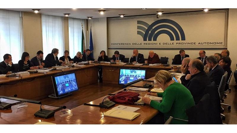Politica conferenza delle regioni e for Il piano casa perfetto