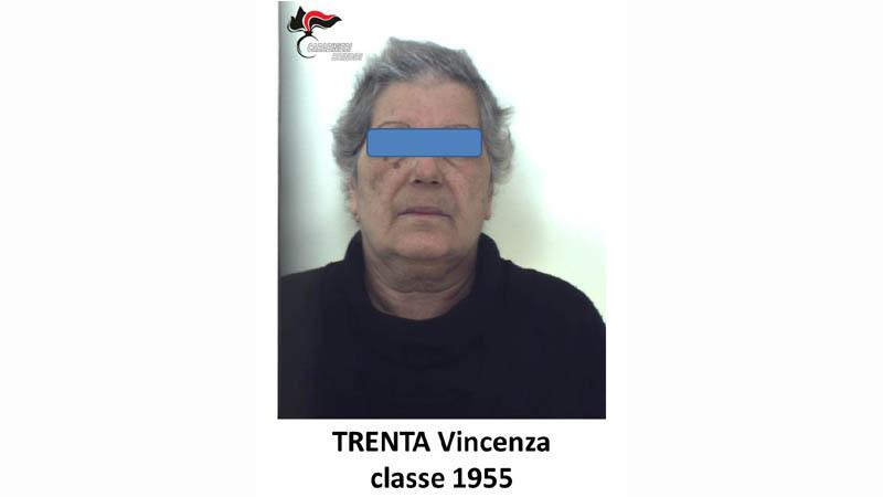 Brindisi. Arrestata Vincenza Trenta compagna del boss defunto