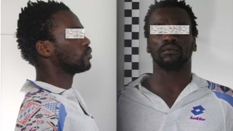 Appicca incendio al Cie di Brindisi, arrestato giovane ivoriano